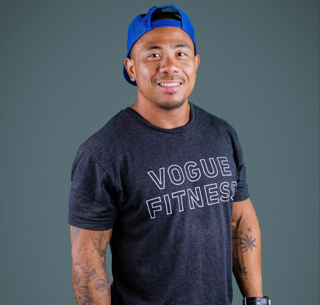 Dubai Personal Fitness Coach - Mike Pantz