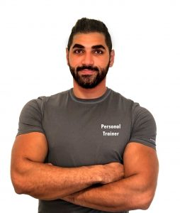Doha Personal Trainer Ahmad