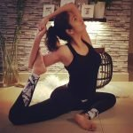 Flexibility and yoga training in Abu Dhabi with Coach Shweta