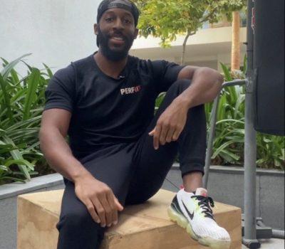 Dubai PT and Lifestyle Coach Kori