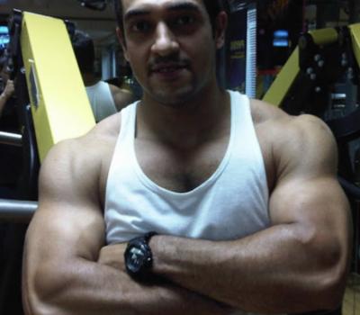 Personal Trainer In Dubai - Karim
