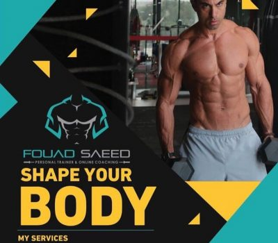 Personal Training Online In Kuwait with PT Fouad Saeed